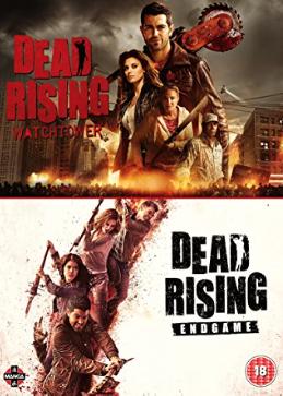 Dead Rising Watchtower Dead Rising Endgame Dvd 2015