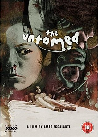 The Untamed DVD 2017 (Original)