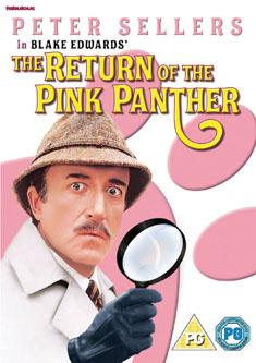 rosaroter panther inspektor