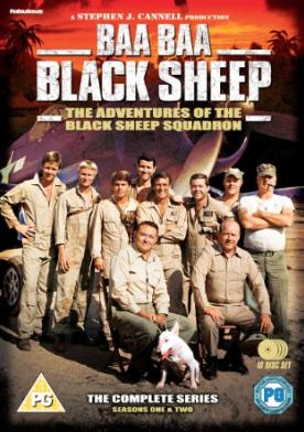 Baa Baa Black Sheep Season 1 to 2 Complete Collection DVD 1976 ... 89efe54e8