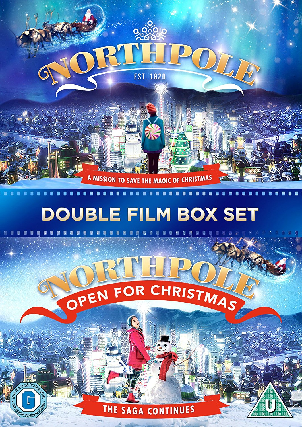 northpole northpole open for christmas dvd 2014 original - Stores Open On Christmas 2014