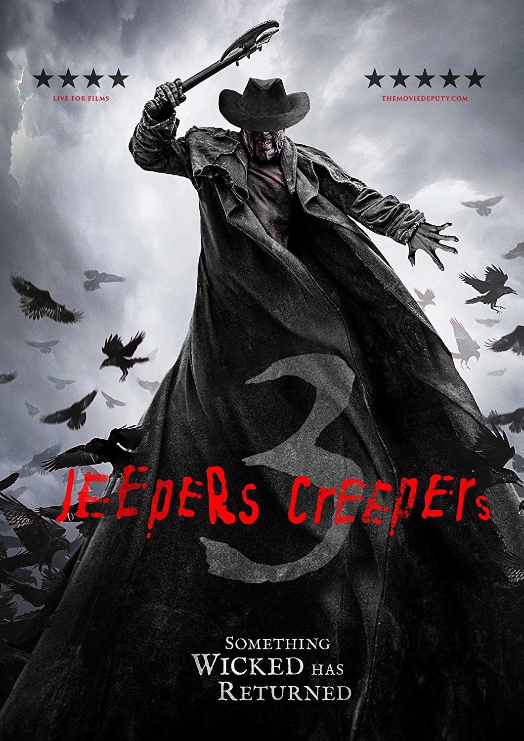 Angel Guts Nami 1979 jeepers creepers 3 dvd 2017 (original)
