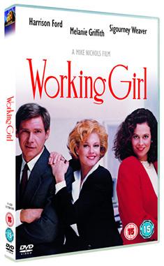 Working Girl Dvd 1988 Original