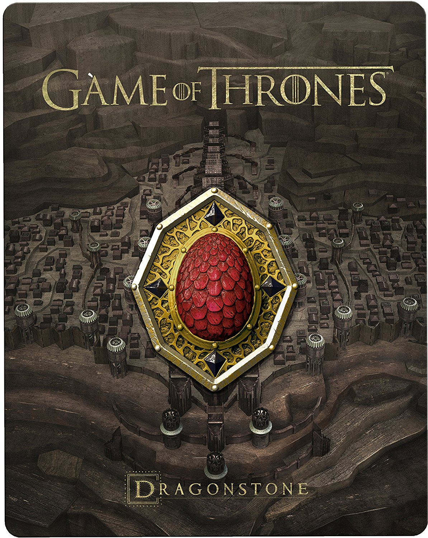 Game Of Thrones Season 7 Steelbook Blu Ray 2017 Original