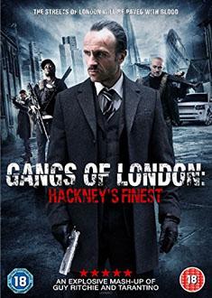Gangs Of London Hackneys Finest Dvd 2014 Original Dvd Planet Store