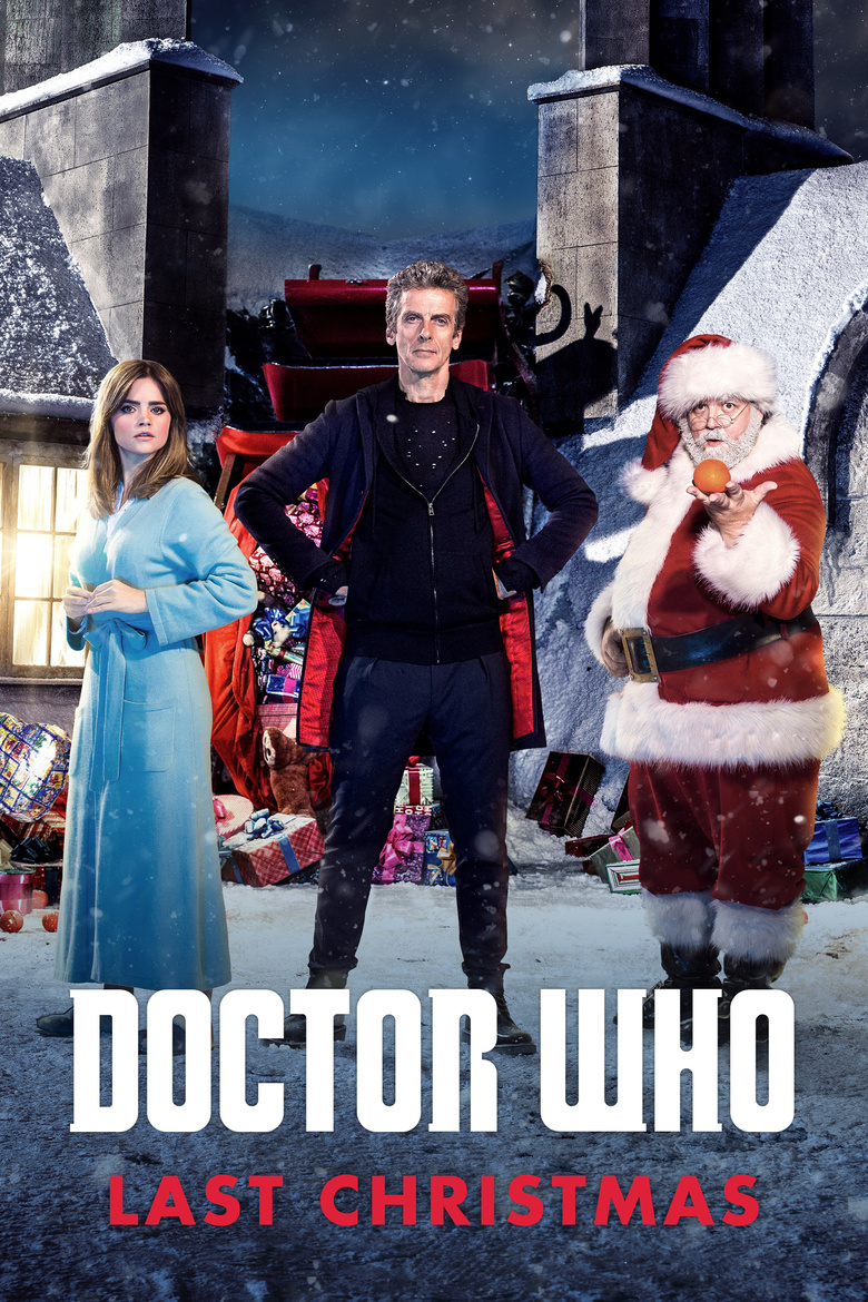 Doctor Who Last Christmas.Doctor Who Last Christmas 2014