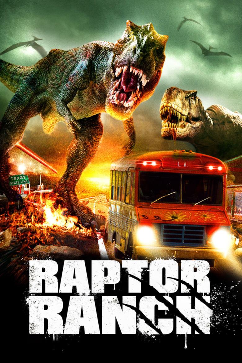 Raptor Ranch (2013) - DVD PLANET STORE