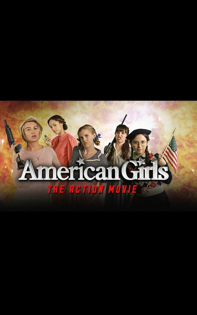 All American Girl Movie american girl dolls: the action movie with anna chlumsky (2015)
