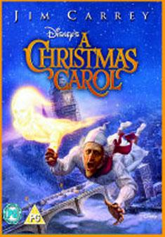 Ex Rental A Christmas Carol Dvd 2009 Original Dvd Planet Store