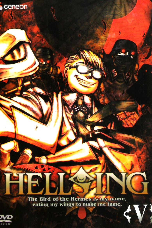Hellsing The Dawn German