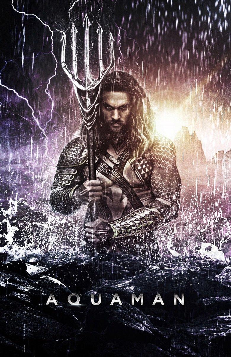 Aquaman (2018) BluRay 720p Multi Audios