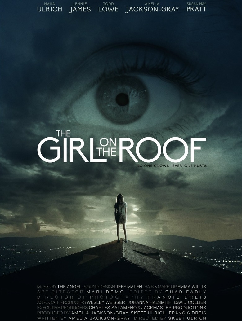 Amelia Jackson Gray the girl on the roof (2014)