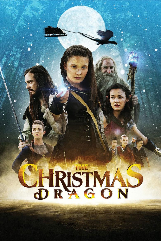 Christmas Dragon.The Christmas Dragon 2015